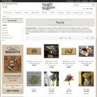 Wiggly Wigglers Florist image